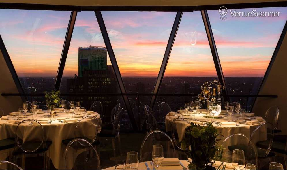 Hire Searcys At The Gherkin Double Private Dining Room 4