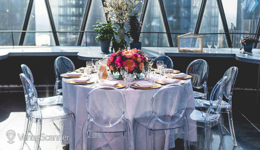 Hire Searcys At The Gherkin Helix And Iris 1