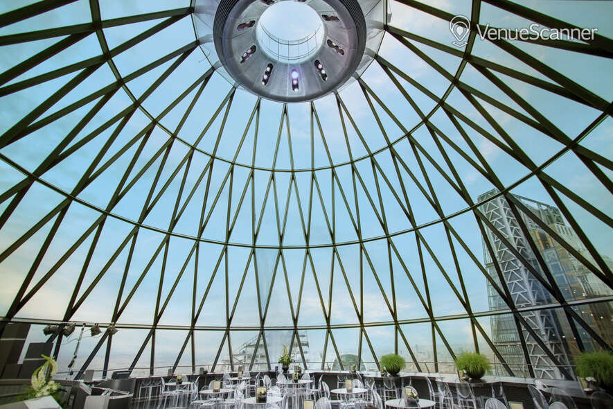 Hire Searcys At The Gherkin Exclusive Hire Of Level 38 11