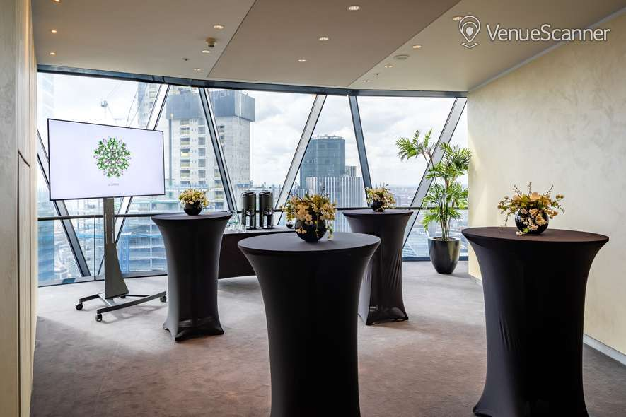 Hire Searcys At The Gherkin Double Private Dining Room 3