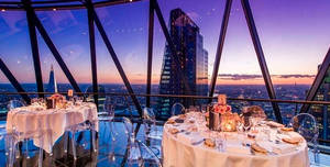 Searcys At The Gherkin, Helix And Iris