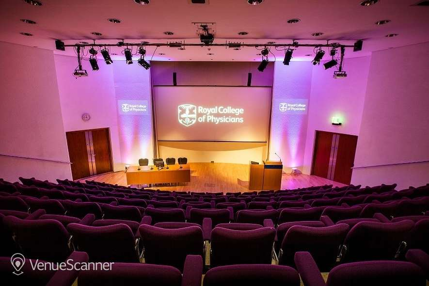 Hire  Royal College Of Physicians Wolfson Theatre 1