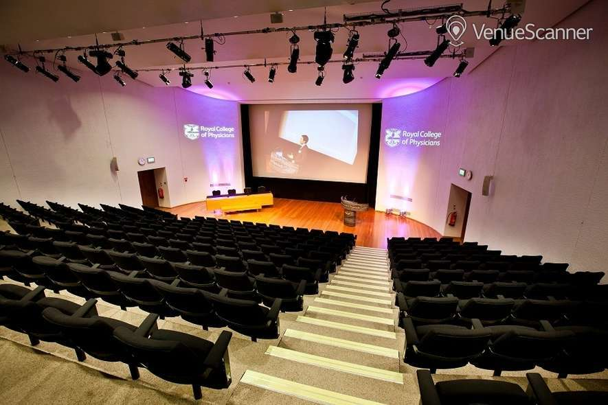 Hire  Royal College Of Physicians Wolfson Theatre