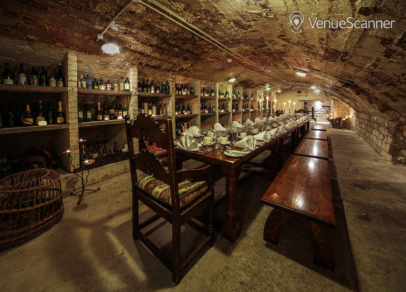 Hire The Old Ship Hotel Wine Cellars