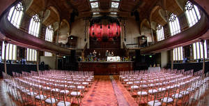 Albert Hall, Manchester, Main Hall