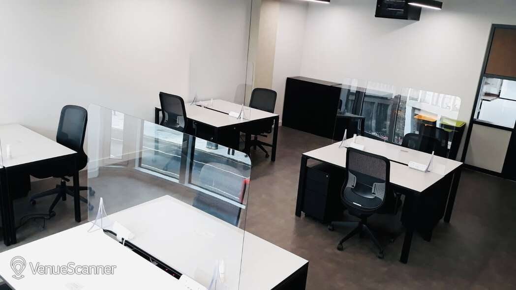 Hire Myo Private Day Office 2
