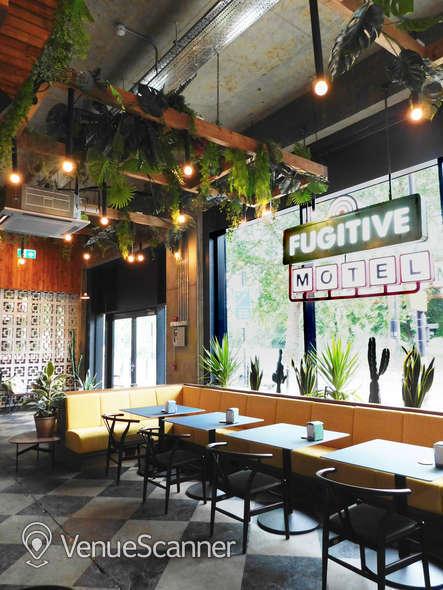 Hire Fugitive Motel The Whole Bar 1