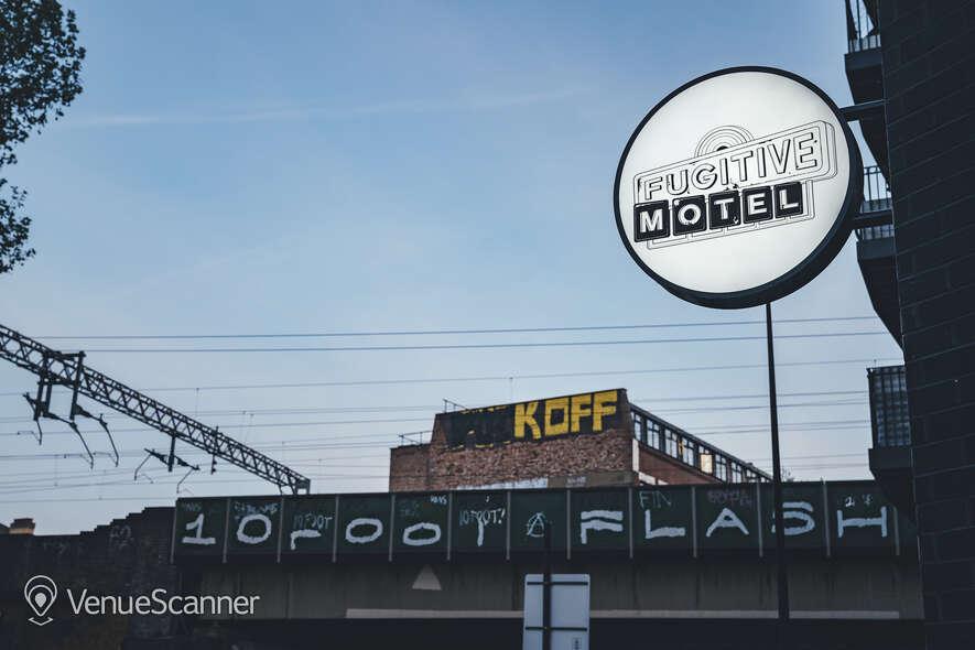 Hire Fugitive Motel The Whole Bar 14