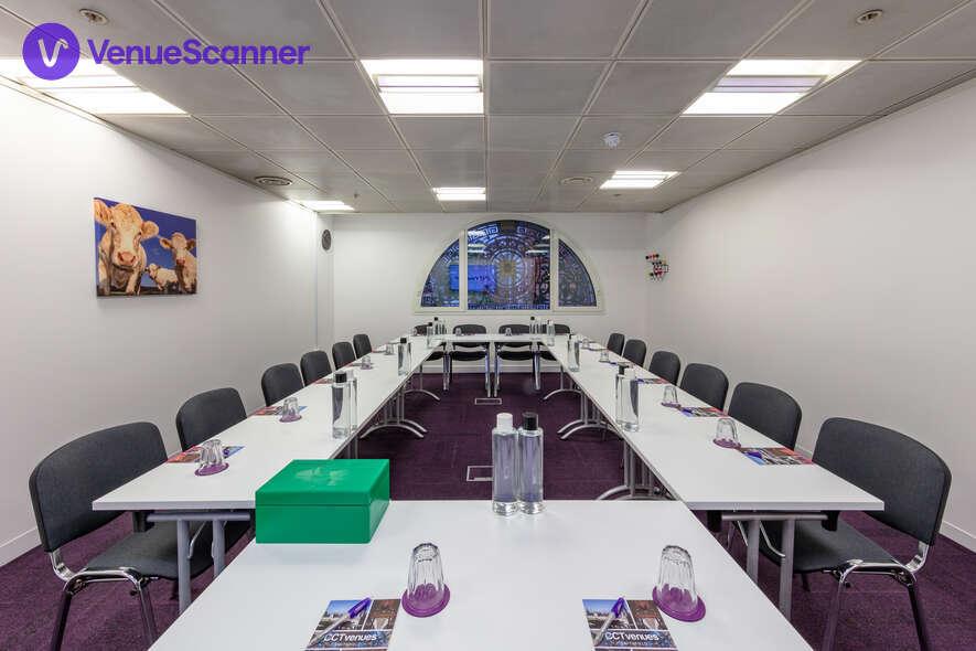 Hire Cct Venues-smithfield Meeting Room 3