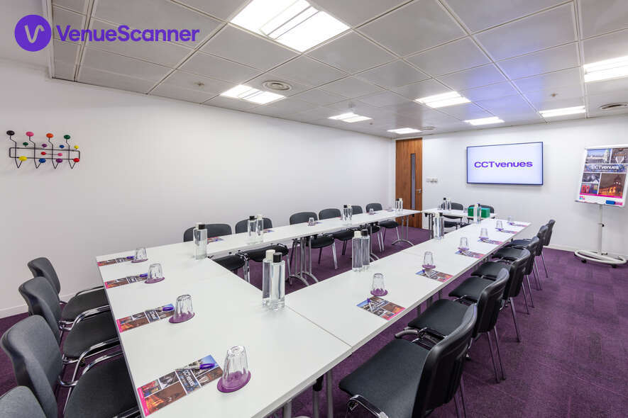 Hire Cct Venues-smithfield Meeting Room 3 1