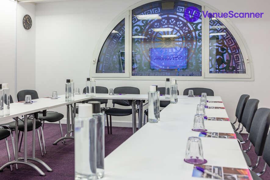 Hire Cct Venues-smithfield Meeting Room 3 2