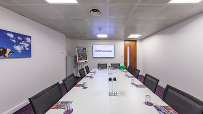 Cct Venues-smithfield, Meeting Room 1