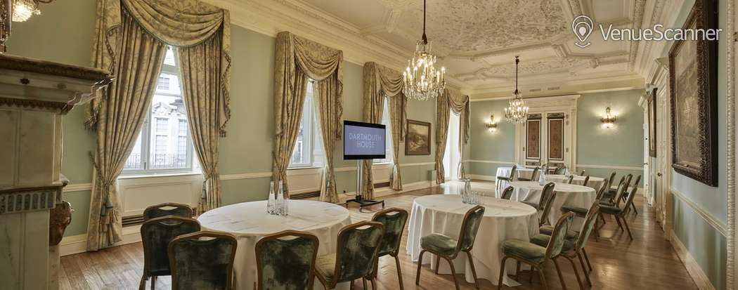 Hire Dartmouth House Long Drawing Room 2