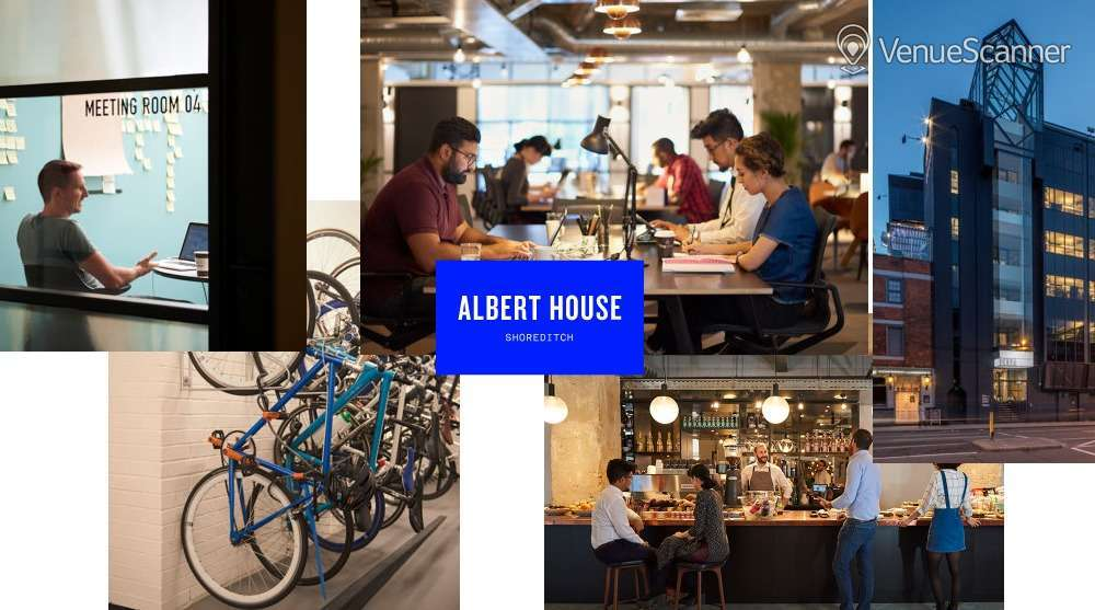 Hire The Office Group Albert House Meeting Room 8 2