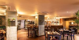 Pitcher & Piano Cornhill, Basement Bar