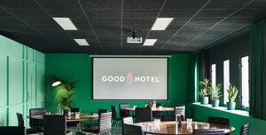 Good Hotel London, Green Meeting Room
