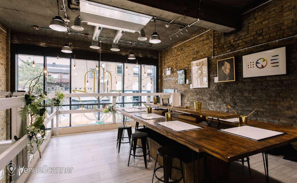 Hire MasterPeace Creative Studios Mezzanine