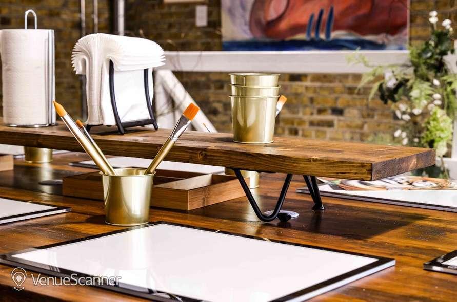 Hire MasterPeace Creative Studios Mezzanine 2