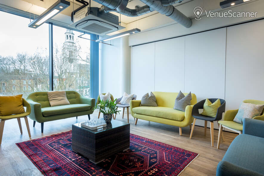 Hire Wallacespace Clerkenwell Green Cotton Room