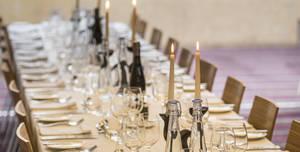 Said Business School: Egrove Park Venue, Dining Room