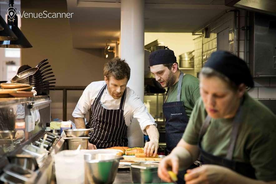 Hire Toms Kitchen Chelsea 2