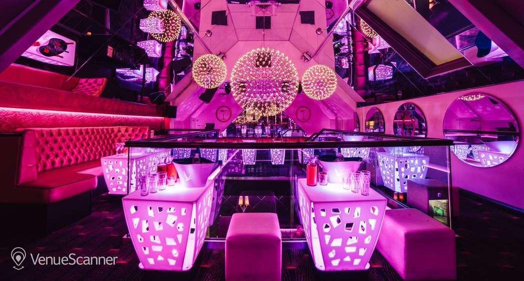 Hire Livello Opulenza Vip Lounge