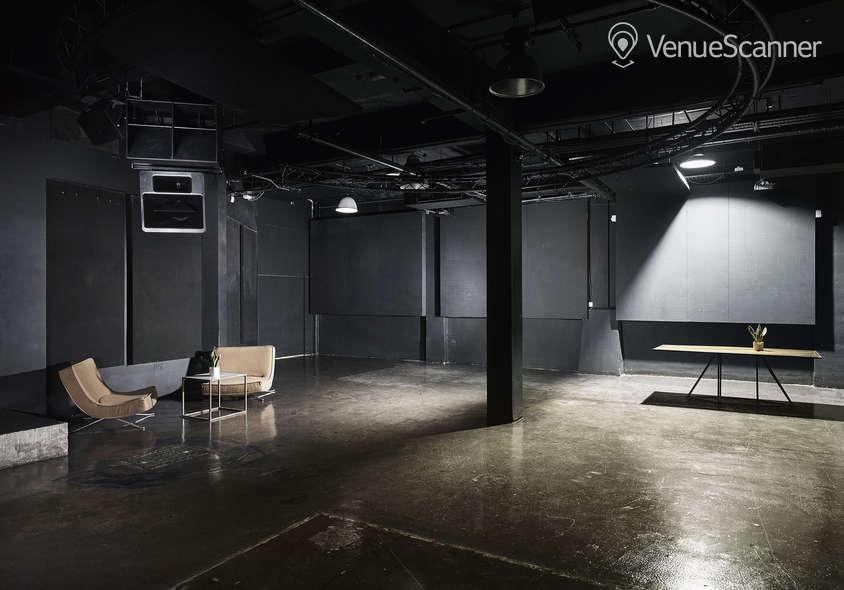 Hire Studio Spaces Black Studio 3