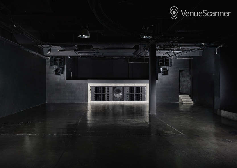 Hire Studio Spaces Black Studio 4