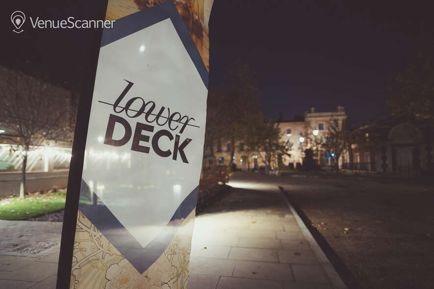 Hire Lower Deck Exclusive Hire 16