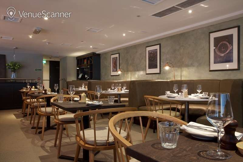 Hire Brasserie Blanc Threadneedle Street Mezzanine