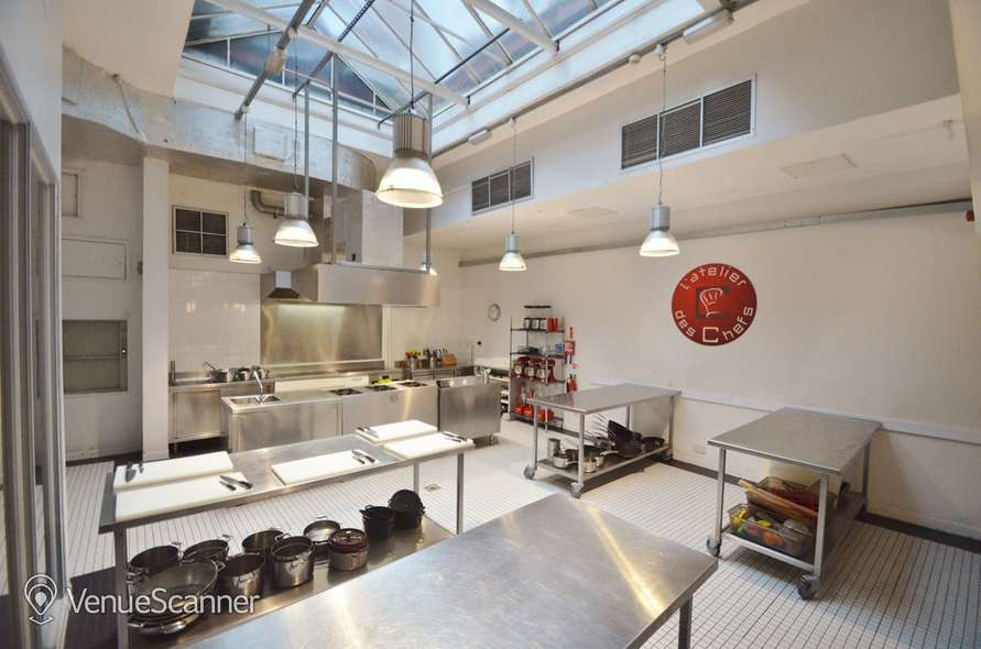 Hire L'atelier Des Chefs Oxford Circus Exclusive Hire 6