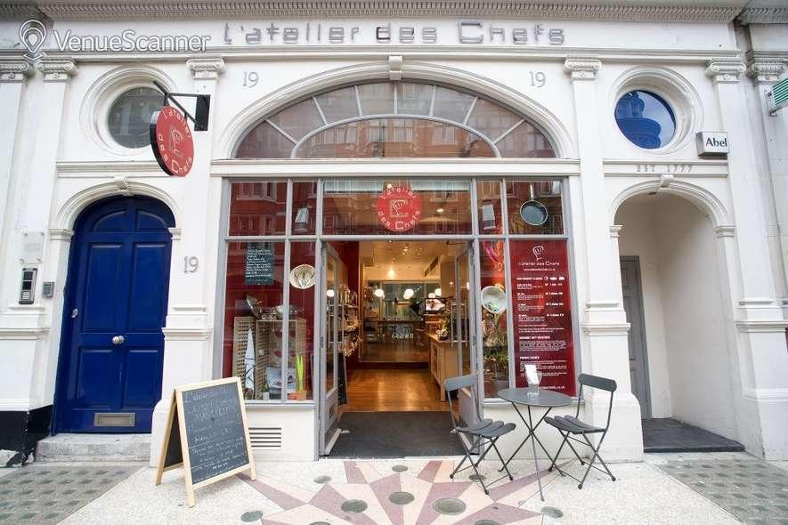 Hire L'atelier Des Chefs Oxford Circus Exclusive Hire 11