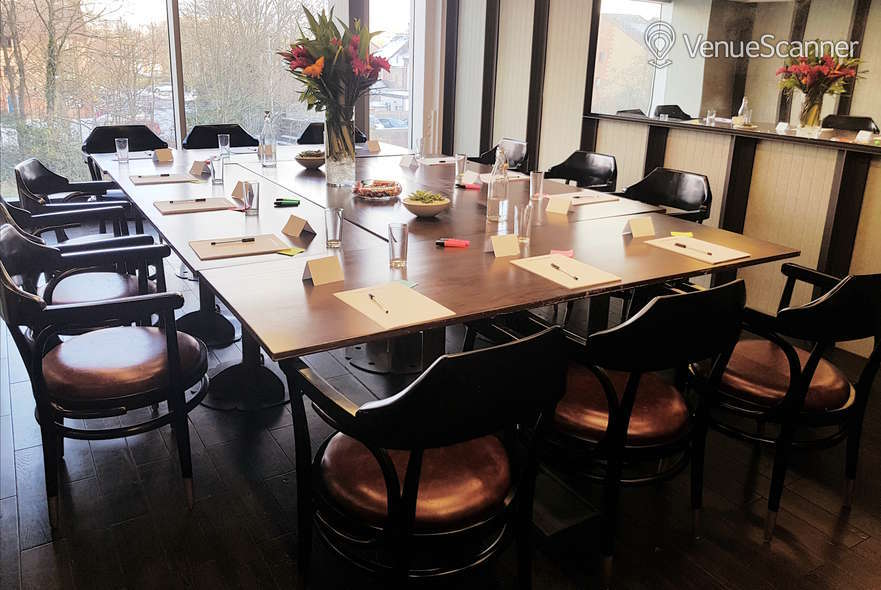 Hire The Stay Club, Colindale Meeting Rooms 4