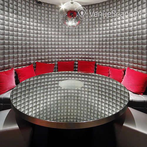 Hire Hummingbird Glasgow Glitter Room