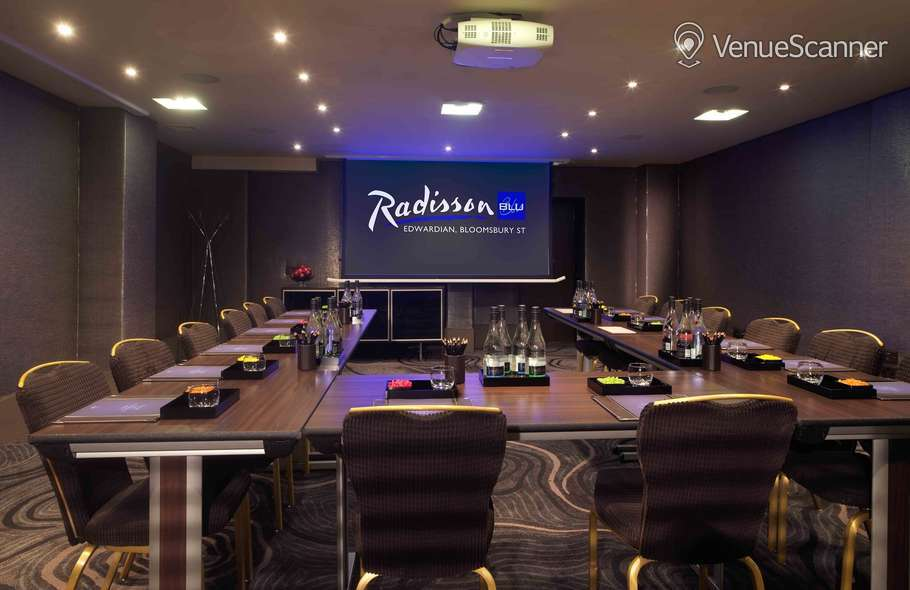 Hire Radisson Blu Edwardian, Bloomsbury Street Private Room 5