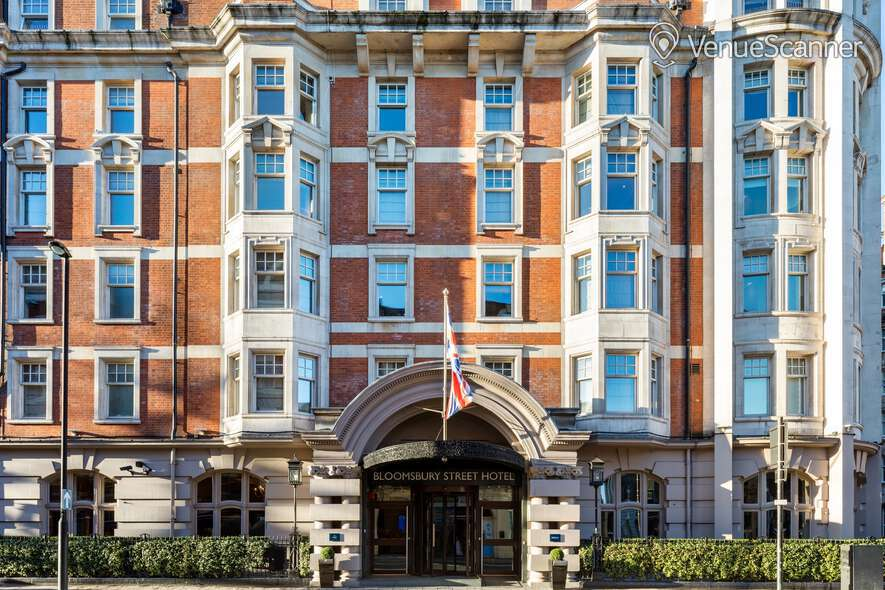 Hire Radisson Blu Edwardian, Bloomsbury Street Private Room 5 3