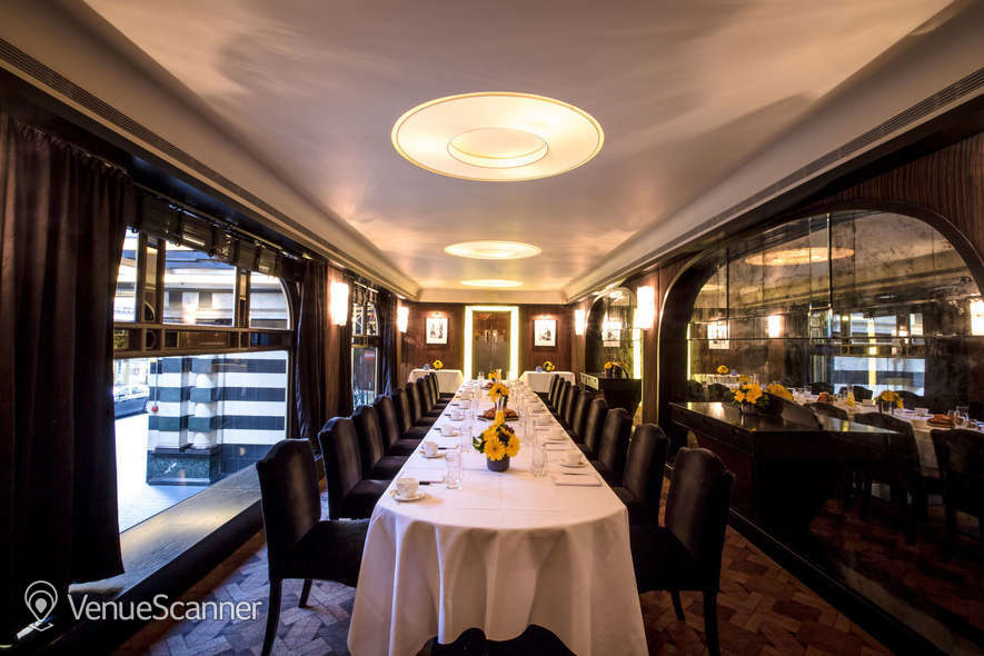 Hire Savoy Grill D'oyle Carte Room 6