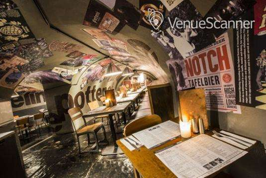 Hire Belgo Centraal Private Cave Dining Experience 1