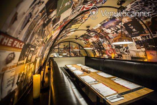 Hire Belgo Centraal Private Cave Dining Experience