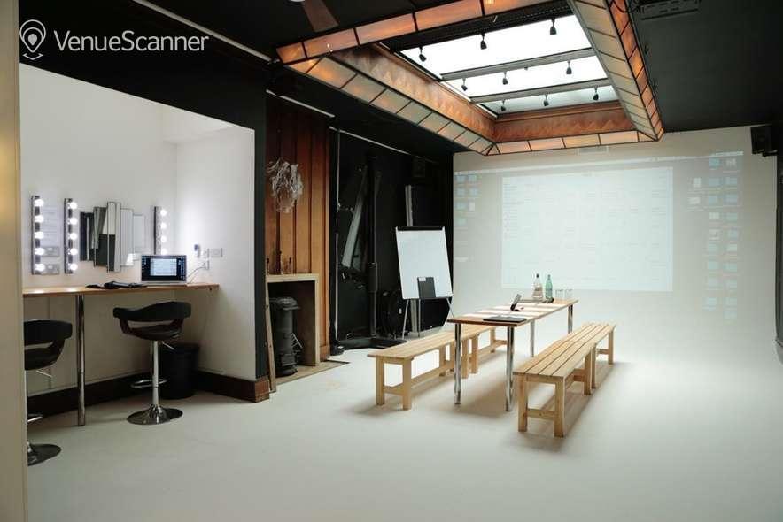 Hire Anomalous Space Lounge