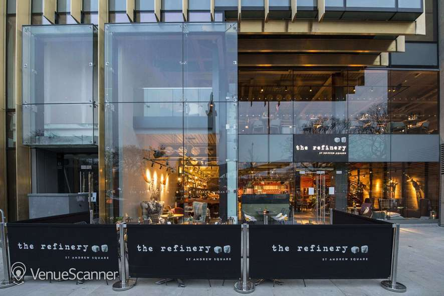 Hire The Refinery At St Andrew The Mezz 3