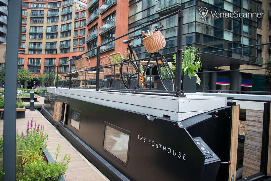 Hire The Boathouse London PADDINGTON WEST 8