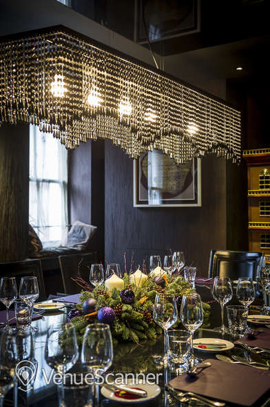 Hire Pied a Terre Private Dining Room