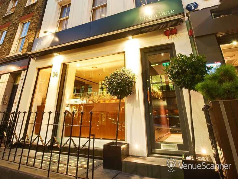 Hire Pied a Terre Private Dining Room 5