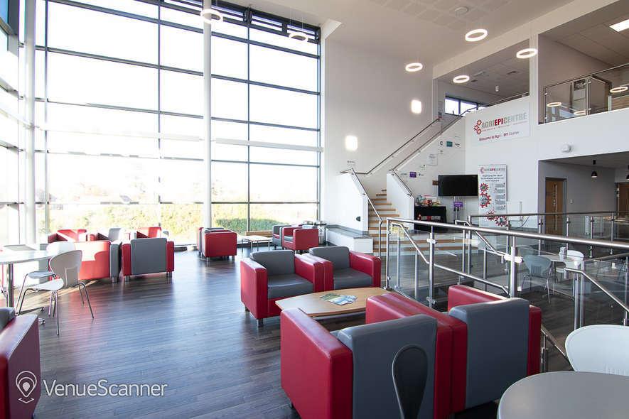 Hire Midlands Agri-Tech Innovation Hub Upper Atrium