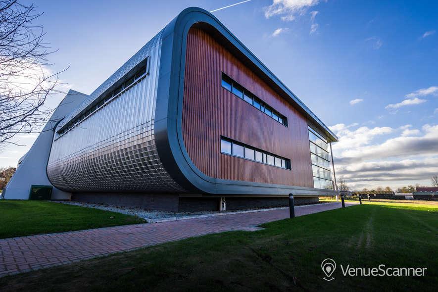 Hire Midlands Agri-Tech Innovation Hub Upper Atrium 3