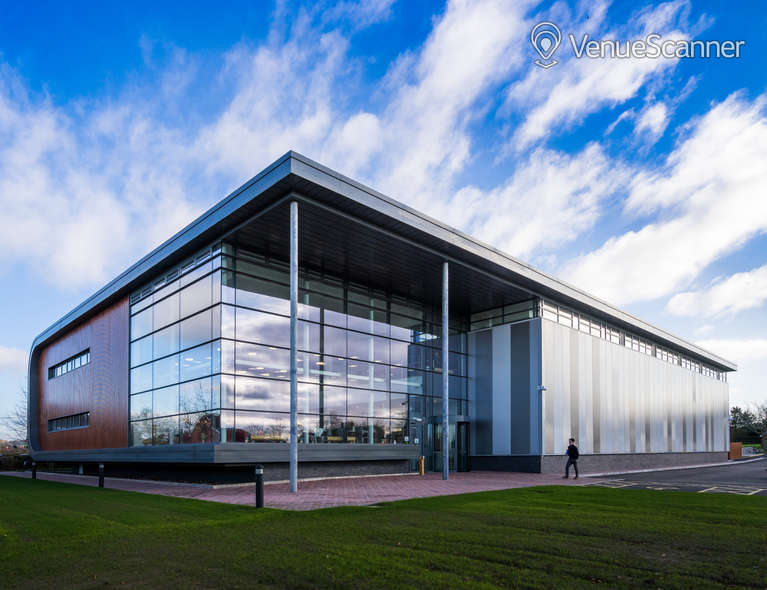 Hire Midlands Agri-Tech Innovation Hub Upper Atrium 2