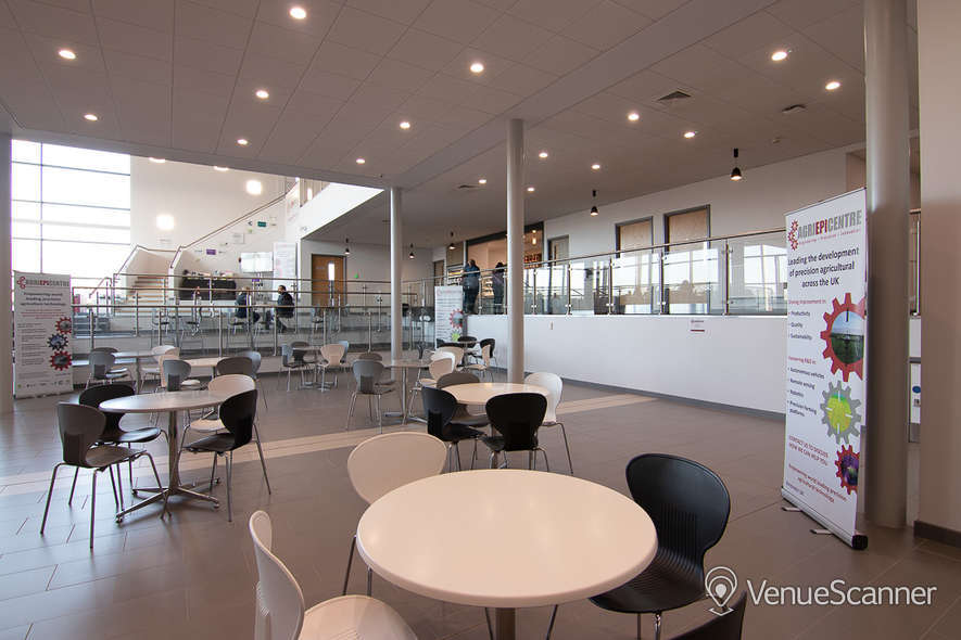 Hire Midlands Agri-Tech Innovation Hub Lower Atrium