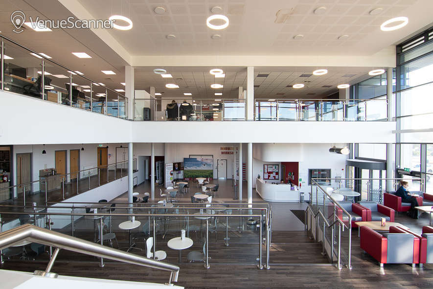 Hire Midlands Agri-Tech Innovation Hub Upper Atrium 1