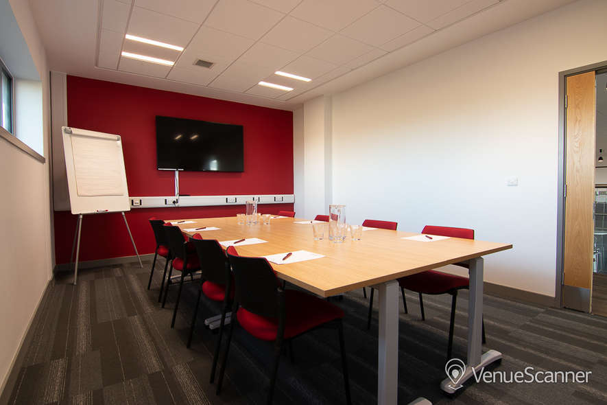 Hire Midlands Agri-Tech Innovation Hub Innovate Meeting Room